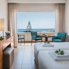 Отель Nissi Beach Resort комната для гостей фото 12