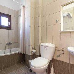 Отель Marybill Греция, Остров Санторини - отзывы, цены и фото номеров - забронировать отель Marybill онлайн ванная фото 2