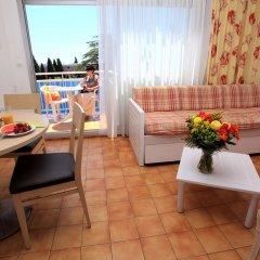 Отель Residence les Agapanthes комната для гостей
