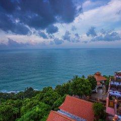 Отель Samui Bayview Resort & Spa Таиланд, Самуи - 3 отзыва об отеле, цены и фото номеров - забронировать отель Samui Bayview Resort & Spa онлайн пляж фото 2