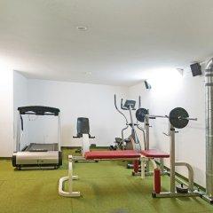 Отель Simi Швейцария, Церматт - отзывы, цены и фото номеров - забронировать отель Simi онлайн фитнесс-зал