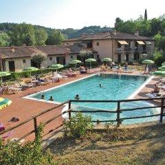 Отель Sovestro Италия, Сан-Джиминьяно - отзывы, цены и фото номеров - забронировать отель Sovestro онлайн бассейн