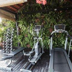 Silverland Jolie Hotel & Spa фитнесс-зал