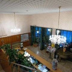 Hotel Mozart интерьер отеля