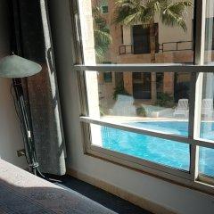 Отель Petra Palace Hotel Иордания, Вади-Муса - отзывы, цены и фото номеров - забронировать отель Petra Palace Hotel онлайн балкон