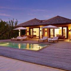 Отель COMO Parrot Cay бассейн фото 2