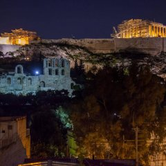 Acropolis View Hotel Афины