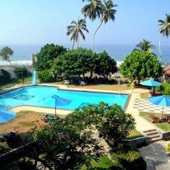 Hotel Lanka Super Corals бассейн фото 2