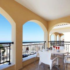 Отель Club St George Resort балкон