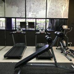 Отель Tc Contel @ Ekkamai Бангкок фитнесс-зал фото 3