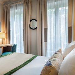Отель Le Tourville Eiffel Франция, Париж - отзывы, цены и фото номеров - забронировать отель Le Tourville Eiffel онлайн комната для гостей фото 4
