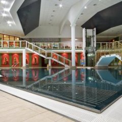 Lázeňský Hotel Belvedere *** Франтишкови-Лазне фото 21