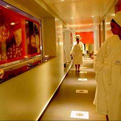 Отель Idou Anfa Hotel Марокко, Касабланка - отзывы, цены и фото номеров - забронировать отель Idou Anfa Hotel онлайн интерьер отеля