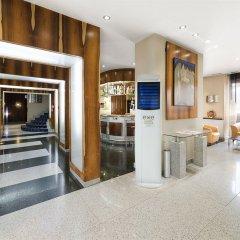 Отель Exe Plaza Испания, Мадрид - отзывы, цены и фото номеров - забронировать отель Exe Plaza онлайн интерьер отеля