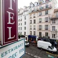 Отель Résidence Bourgogne Франция, Париж - 7 отзывов об отеле, цены и фото номеров - забронировать отель Résidence Bourgogne онлайн комната для гостей фото 3