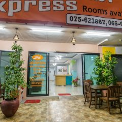 Отель Lada Krabi Express банкомат