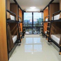 Отель Homey Donmueang Бангкок интерьер отеля фото 3
