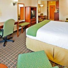Holiday Inn Express Hotel & Suites MERIDIAN удобства в номере фото 2
