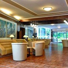 TOP Hotel Agricola интерьер отеля