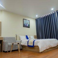 Blue Sea Hotel & Apartments Хайфон комната для гостей
