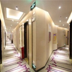Lavande Hotel Gz Huangpu Avenue Branch интерьер отеля фото 2