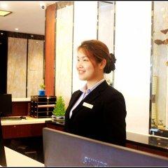 LU YUE Hotel интерьер отеля