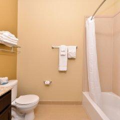 Отель Mainstay Suites Meridian ванная