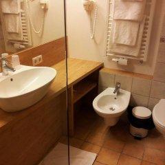 Отель Argentum Горнолыжный курорт Ортлер ванная