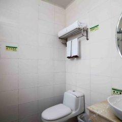 Отель Dongguan Octagon Inn (Dasan Stores) ванная фото 2