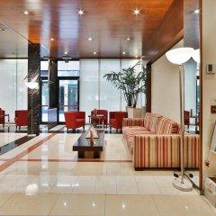 Отель Best Western Hotel City Италия, Милан - 1 отзыв об отеле, цены и фото номеров - забронировать отель Best Western Hotel City онлайн интерьер отеля фото 3