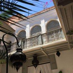 Отель Riad Dar Nabila балкон