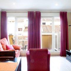 Отель Apartamentos Fomento 25 Испания, Мадрид - отзывы, цены и фото номеров - забронировать отель Apartamentos Fomento 25 онлайн комната для гостей фото 5