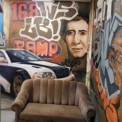 TIMO Hostel гостиничный бар