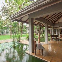 Отель Fresco Water Villa балкон