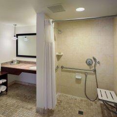 Отель DoubleTree Suites by Hilton Columbus США, Колумбус - отзывы, цены и фото номеров - забронировать отель DoubleTree Suites by Hilton Columbus онлайн ванная