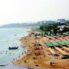Helios Hotel Турция, Сиде - отзывы, цены и фото номеров - забронировать отель Helios Hotel - All Inclusive онлайн пляж фото 2