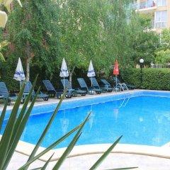 Отель Family Hotel Aurelia Болгария, Солнечный берег - отзывы, цены и фото номеров - забронировать отель Family Hotel Aurelia онлайн бассейн фото 3