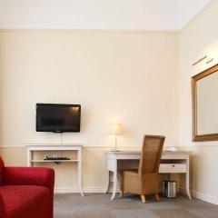 Отель Unitas Hotel Чехия, Прага - 9 отзывов об отеле, цены и фото номеров - забронировать отель Unitas Hotel онлайн удобства в номере фото 2