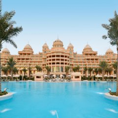 Отель Emerald Palace Kempinski Dubai бассейн