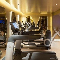 New Hotel фитнесс-зал