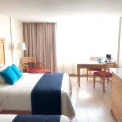 Hotel Palacio Azteca комната для гостей фото 5