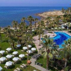 Aquamare Beach Hotel & Spa пляж фото 2