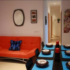 Отель Diagonal Residence Apartments Испания, Барселона - отзывы, цены и фото номеров - забронировать отель Diagonal Residence Apartments онлайн интерьер отеля