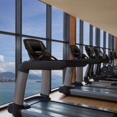 Sheraton Nha Trang Hotel & Spa фитнесс-зал
