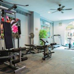 Отель Zing Resort & Spa фитнесс-зал фото 2