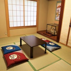 Отель Guesthouse Murabito Яманакако комната для гостей
