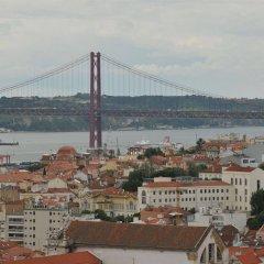 Отель Pensão Londres Португалия, Лиссабон - 4 отзыва об отеле, цены и фото номеров - забронировать отель Pensão Londres онлайн балкон