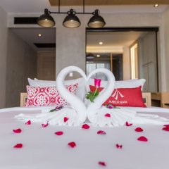 Отель Aurico Kata Resort And Spa пляж Ката сейф в номере