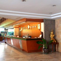 Отель Mike Beach Resort Pattaya интерьер отеля фото 3