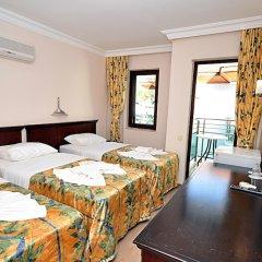 Fethiye Park Hotel комната для гостей фото 4